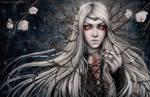 Moon Elf Prince by EnysGuerrero