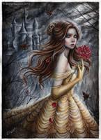 Princess Belle by EnysGuerrero