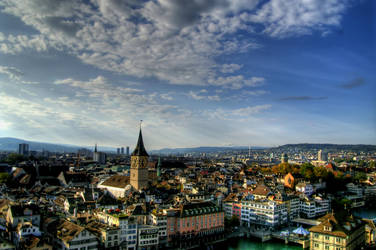 Zurich... by GiZmO0o