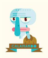 calamardo by Helbetico