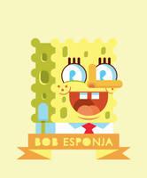Bob Esponja by Helbetico