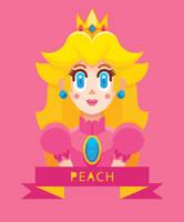 Peach by Helbetico