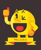 PACMAN by Helbetico