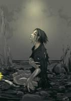 'Ame' - Rain by chyldea
