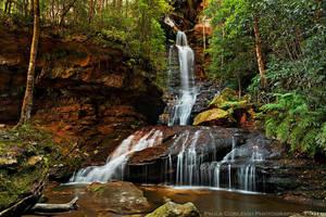 Empress Falls by La-Vita-a-Bella