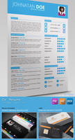 CV - Resume by khaledzz9