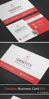 Creative Business Card 011 by khaledzz9
