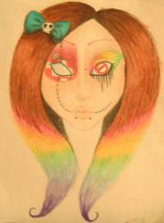 Girl by SallyKlepto
