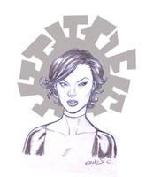 Karma sketch by xmed