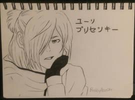 Yurio by RattyAbz04