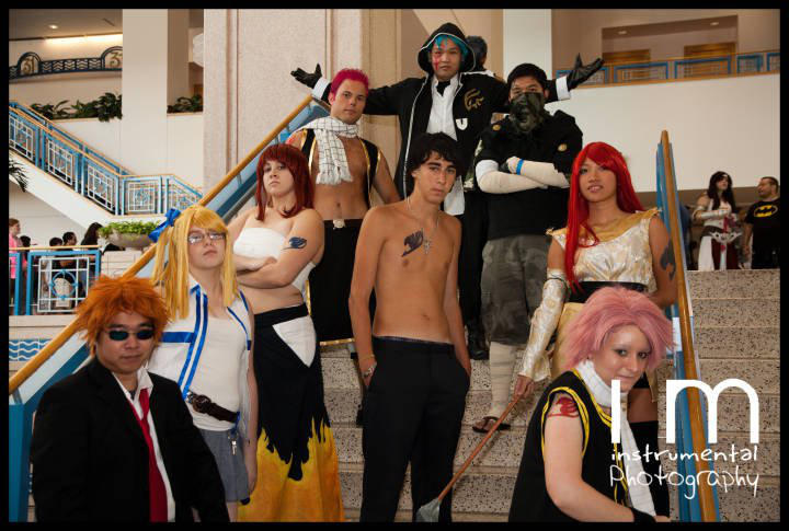 Fairy Tail cosplay group 2 by Kimkashi on DeviantArt 4765b009409c