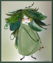 Plant Life by StoryBirdArtist
