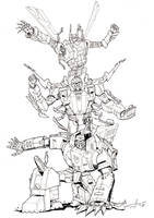 Insecticons by MisterJazzz