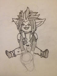 WIP - Tristana Visual Upgrade by 3mptylord