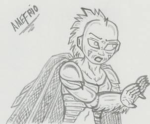 Scared Hefrio by Amefrio