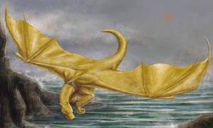 Golden Queen of Pern 2 by Killishandra