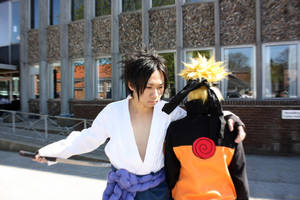 Naruto Shippuden cosplay by Heavy0