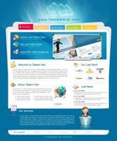 design for education website by fewela