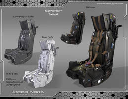 Ejection Seat by Jacob-3D