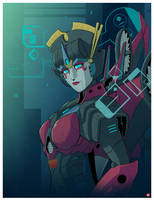 Windblade by Beamer by CWingSyun