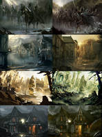 LOTR compilation #1 by daRoz