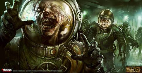 Mutants... by daRoz