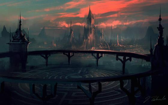 Magnificent Maze by daRoz