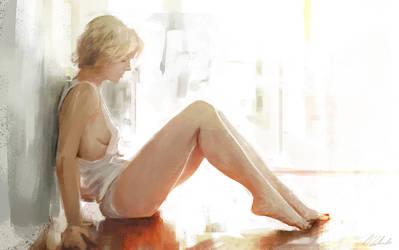 She... by daRoz