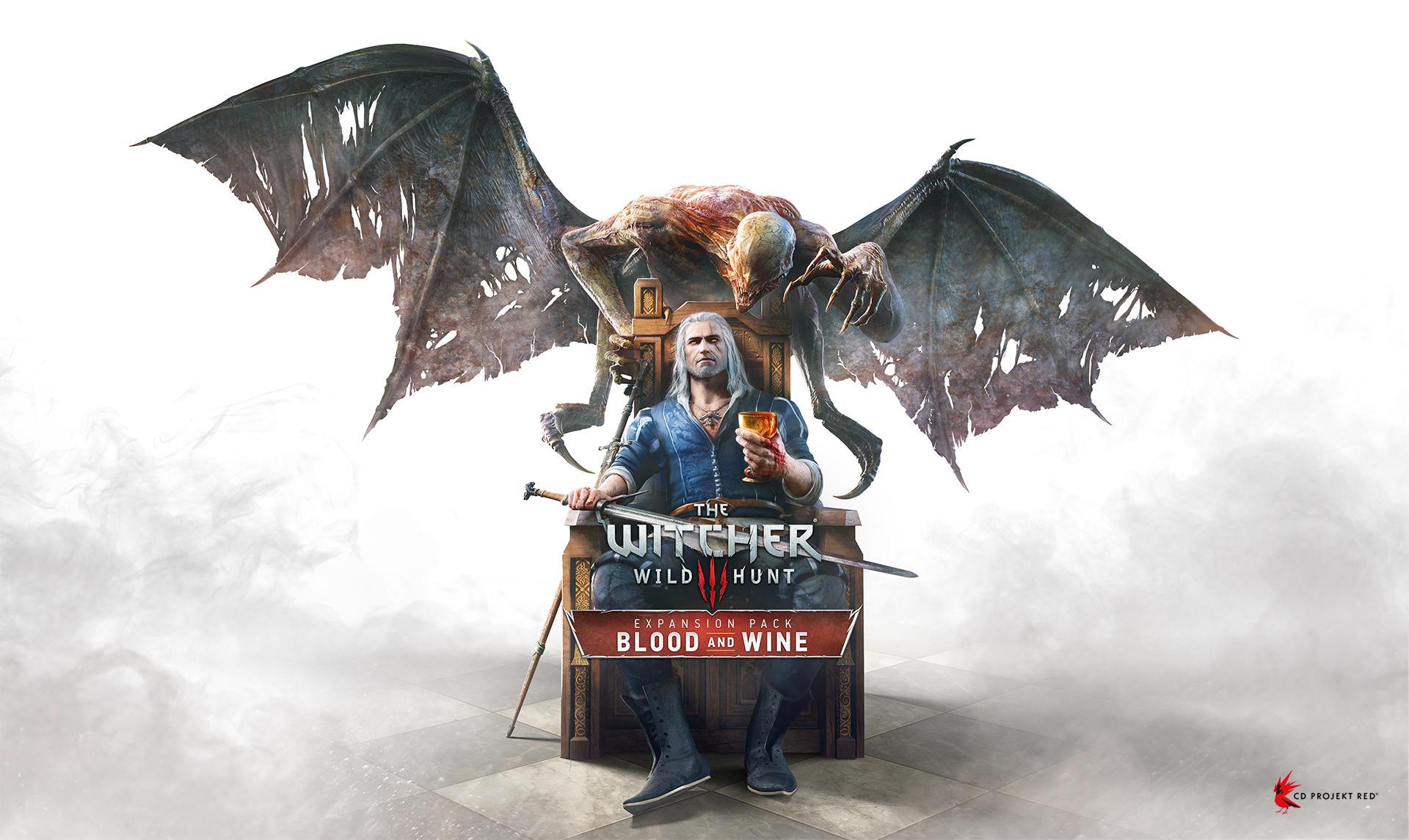 Witcher 3: Wild Hunt - Blood and Wine by daRoz