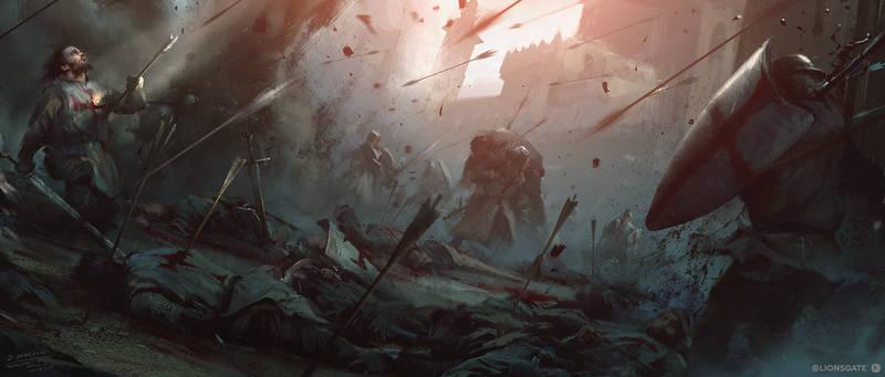 Robin Hood (2018) - Last arrow by daRoz