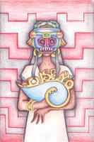 Prehispanico II by Tika-estudio