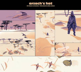 Arzach's hat by mikedee
