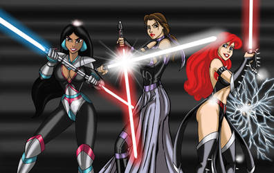 Sith Princesses by JosephB222