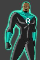 Green Lantern - John Stewart by JosephB222