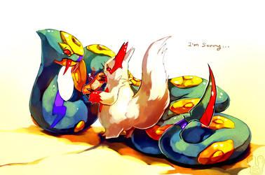 Pokemon : Peace by Sa-Dui