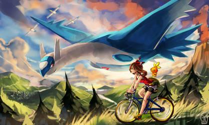 Pokemon ORAS : Welcome back by Sa-Dui