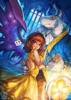 Undertale : Beauty and the Beast by Sa-Dui
