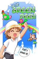 Go Go Green Deen by Nayzak