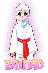 Zainab by Nayzak