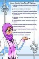 Benefits of Ramadan by Nayzak