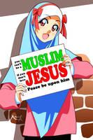 I love Jesus pbuh 2 by Nayzak