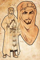 An Ancient Arab... by Nayzak