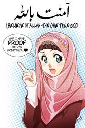 Does God exist? by Nayzak