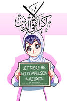 No compulsion in Religion -2 by Nayzak