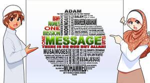One Message by Nayzak