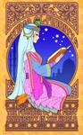 Fatima Al-Fihriyya Art Nouveau by Nayzak