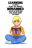 learn about Mohammed -pbuh- by Nayzak