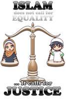 gender equity in Islam by Nayzak