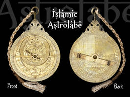The Astrolabe by Nayzak