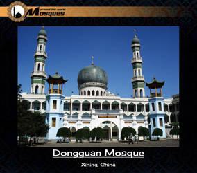 Mosques around the world - 3 by Nayzak